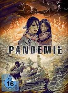 Pandemie (Blu-ray im Mediabook), 1 Blu-ray Disc und 1 DVD