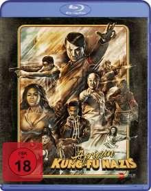 African Kung Fu Nazis (Blu-ray), Blu-ray Disc