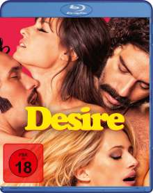 Desire (Blu-ray), Blu-ray Disc