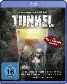Tunnel (2016) (Blu-ray), Blu-ray Disc