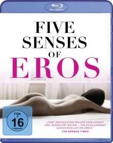Five Senses of Eros (Blu-ray), Blu-ray Disc