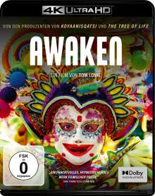 Awaken (2020) (Ultra HD Blu-ray), Ultra HD Blu-ray