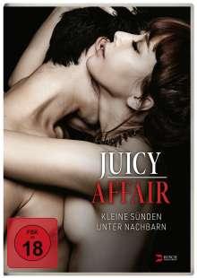 Juicy Affair - Kleine Sünden unter Nachbarn (OmU), DVD