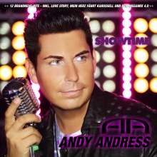 Andy Andress: Showtime, CD