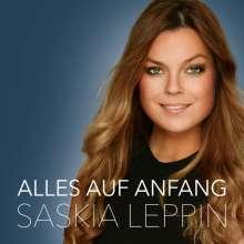 Saskia Leppin: Alles auf Anfang, CD