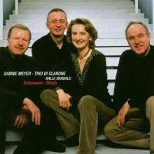 Sabine Meyer & Trio di Clarone - Schumann & Bruch, CD