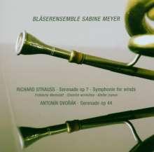 Bläserensemble Sabine Meyer, CD