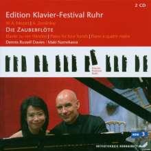 Edition Klavier-Festival Ruhr Vol.10 - Die Zauberflöte, 2 CDs