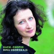Dina Ugorskaja - Bach / Chopin, CD