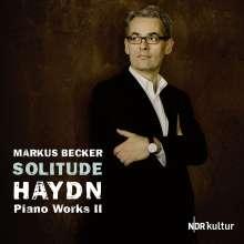 Joseph Haydn (1732-1809): Klaviersonaten H16 Nr.20 & 44, CD