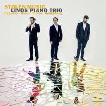 Linos Piano Trio - Stolen Music, CD