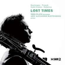 """Musik für Fagott & Klavier - """"Lost Times"""", CD"""