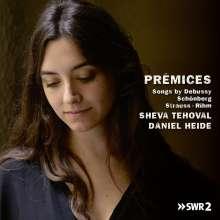 Sheva Tehoval - Premices, CD