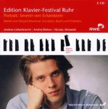 Edition Klavier-Festival Ruhr Vol.13 - Portrait Severin von Eckardstein, 2 CDs