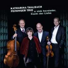 Franz Schubert (1797-1828): Notturno D.897 für Klaviertrio, CD