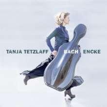 Tanja Tetzlaff - Bach / Encke, CD