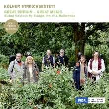 Kölner Streichsextett - Great Britain - Great Music, CD