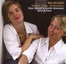 Tanja Tetzlaff, Cello, CD