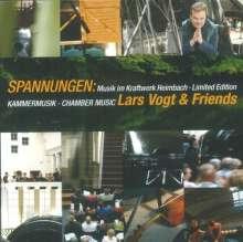 Spannungen - Heimbach Festival (1999-2006), 14 CDs