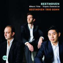 Ludwig van Beethoven (1770-1827): Tripelkonzert op.56 für Klaviertrio (Arrangiert von Friedrich Eduard Wilsing), CD