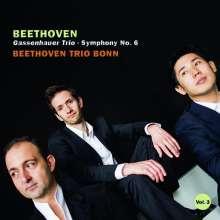 Ludwig van Beethoven (1770-1827): Symphonie Nr. 6 (Fassung für Klaviertrio), CD