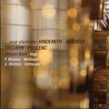 Sharon Kam - Pour Clarinette, CD