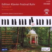 Edition Klavier-Festival Ruhr Vol.22 - Portraits IV 2008, 6 CDs