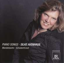 Silke Avenhaus - Piano Songs, CD
