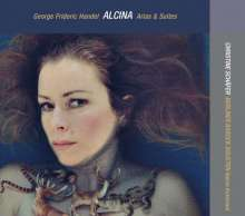 Christine Schäfer - Alcina (Arien & Suiten), CD