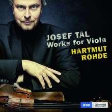 Josef Tal (1910-2008): Kammermusik für Viola, CD