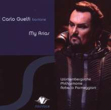 Carlo Guelfi - My Arias, CD