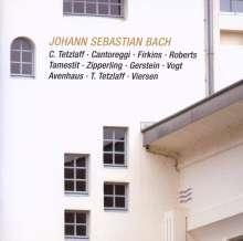 Johann Sebastian Bach (1685-1750): Kammermusik, CD