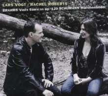 Johannes Brahms (1833-1897): Sonaten op.120 Nr.1 & 2 für Viola & Klavier, CD