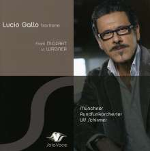 Lucio Gallo - From Mozart to Wagner, CD