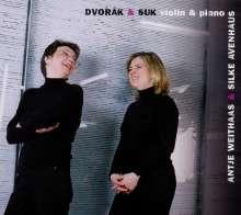 Antje Weithaas & Silke Avenhaus - Violin & Piano, CD