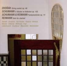 Antonin Dvorak (1841-1904): Streichsextett op.48, CD