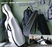Wolfgang Meyer - Klarinettenquintette, CD