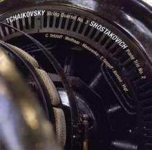 Peter Iljitsch Tschaikowsky (1840-1893): Streichquartett Nr.3 op.30, CD