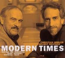 Christian Immler - Modern Times, CD