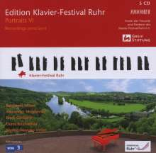 Edition Klavier-Festival Ruhr Vol.28 - Portraits VI 2010/2011, 5 CDs