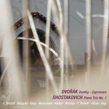 """Antonin Dvorak (1841-1904): Klaviertrio Nr.4 """"Dumky"""", CD"""