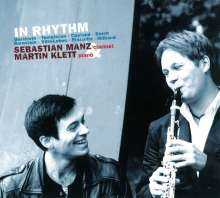 Sebastian Manz - In Rhyhtm, CD