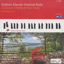 Edition Klavier-Festival Ruhr Vol.29 - Frankreich, Amerika & Neue Musik, 3 CDs