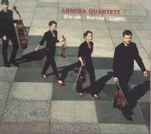 Armida Quartett - Bartok, Kurtag, Ligeti, CD