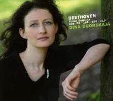 Ludwig van Beethoven (1770-1827): Klaviersonaten Nr.27,28,30,31, CD