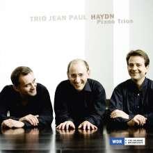 Joseph Haydn (1732-1809): Klaviertrios H.15 Nr.12, 23, 26, 27, 2 CDs
