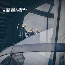 Feininger Trio - Debussy / Ravel, CD