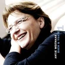 Antje Weithaas - Bach & Ysaye, CD