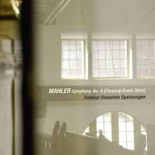 Gustav Mahler (1860-1911): Symphonie Nr.4 (arr.für Kammerensemble von Erwin Stein), CD