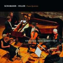 Ferdinand Hiller (1811-1885): Klavierquintett G-Dur op.156, CD